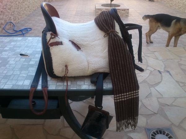 Comprar Art Culo De Caballos Excelente Montura Vaquera